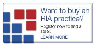 Want to buy an RIA practice?